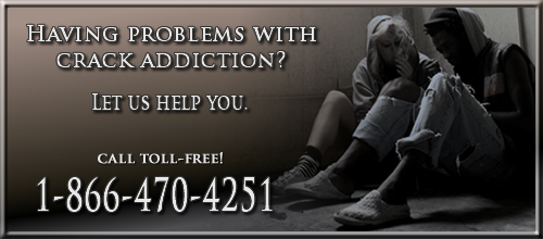 Crack Addiction and Crack Addiction Treatment Information